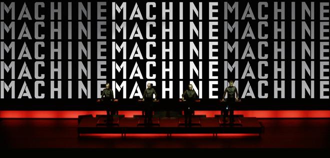 Ретроспектива Kraftwerk в МоМА